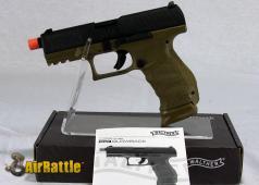 AirRattle: Umarex Walther PPQ TAC