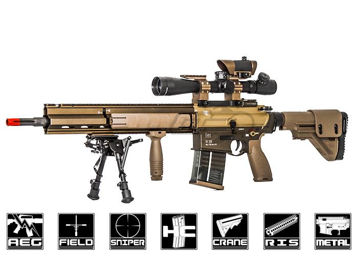 Lancer Tactical Mmc Amp Hk G28 Pre Order Popular Airsoft