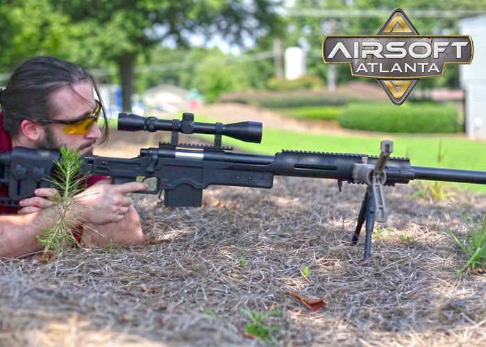 Airsoft Atlanta WELL Sniper Rifles Review