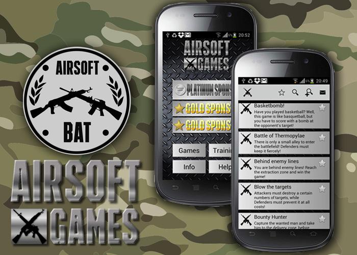 Airsoft Games App