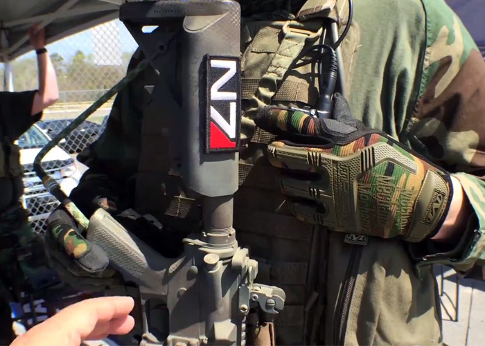 Airsoft Gear Guide: Baofeng Interference with Wolverine Airsoft SMP FCU Full Auto