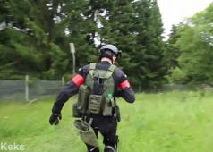 Airsoft Keks: Resident Evil 5 Airsoft OP