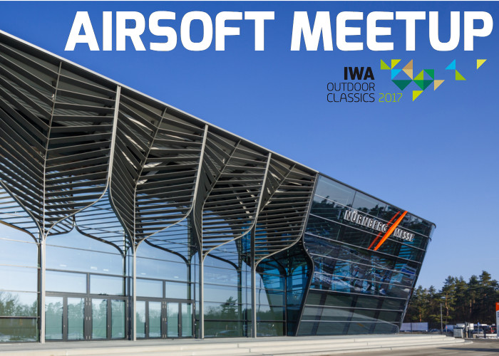 The Airsoft Meetup 2017 At The IWA Outdoor Classics 2017 Is On