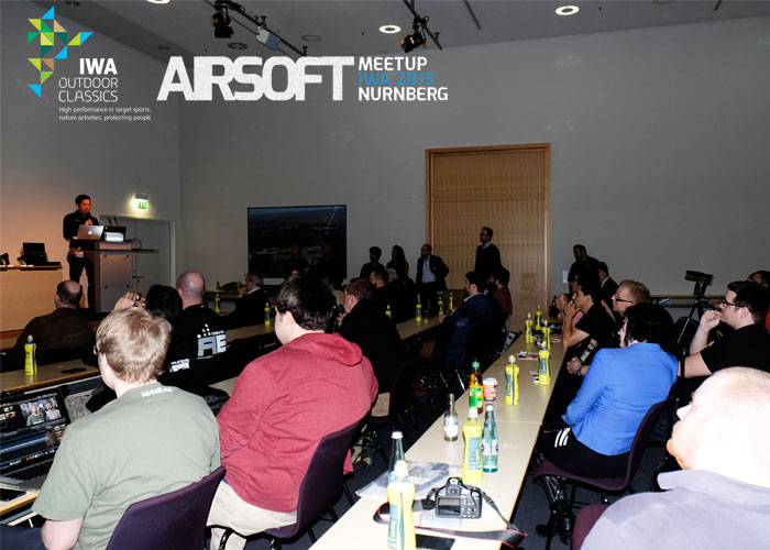 4th Airsoft Meetup IWA Outdoor Classics 2015