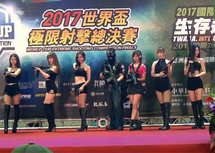 Airsoft.nu TWAAA Camo Fest 2017 Product Show