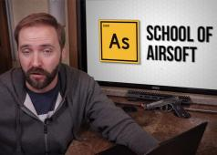 Could Airsoft Be A School Sport?