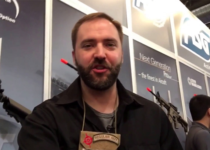 Airsoftology ASG Booth Live! - SHOT Show 2015