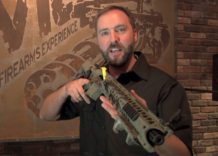 Airsoftology: Krytac's Warsport LVOA