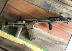 Ares Airsoft Amoeba AM-016 Octarms AEG Review