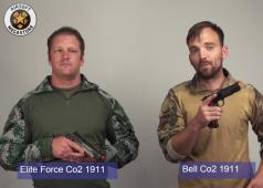 AMS: Elite Force Co2 1911 Vs Bell Co2 1911