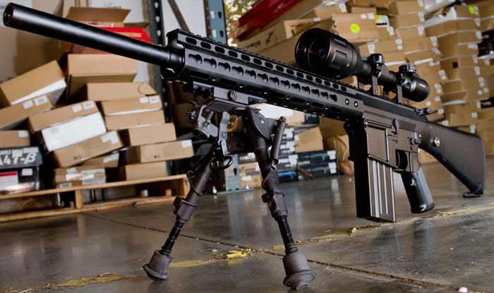 airsoft megastore adds the sr 25 to the custom gun builder popular