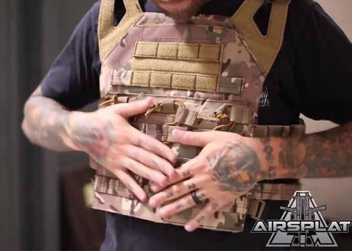 AirSplat On Demand: Lancer Tactical JPC