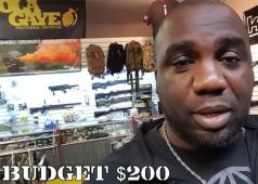 AONW's Airsoft $200 Dollar Budget Challenge