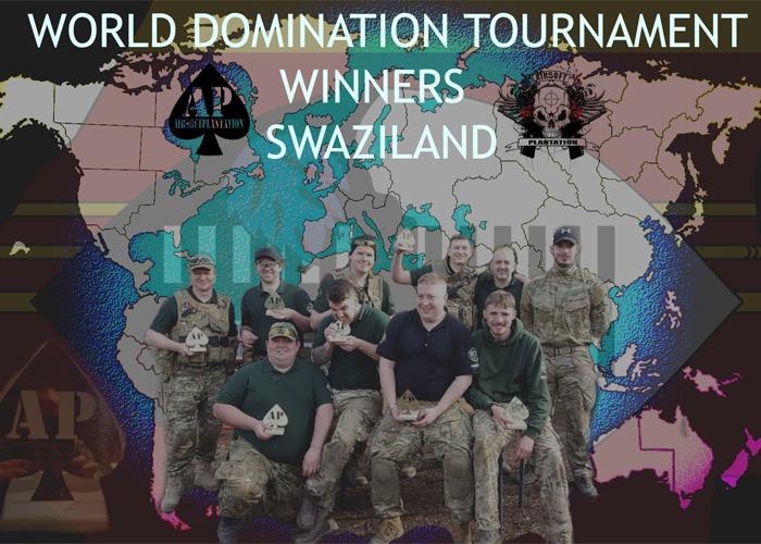 Airsoft Plantation World Domination Tournament