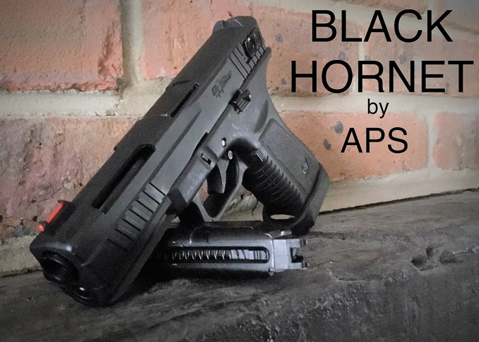 APS The Black Hornet CO2 Pistol Review