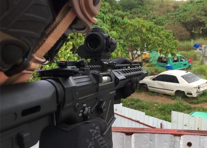 APS Phantom Extremis Rifle (PER): Violence. Accurate. Precise
