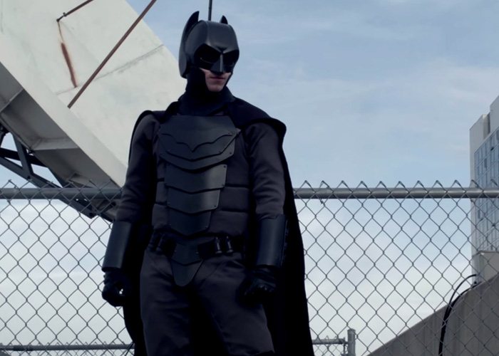 Armatus Designs The Batsuit