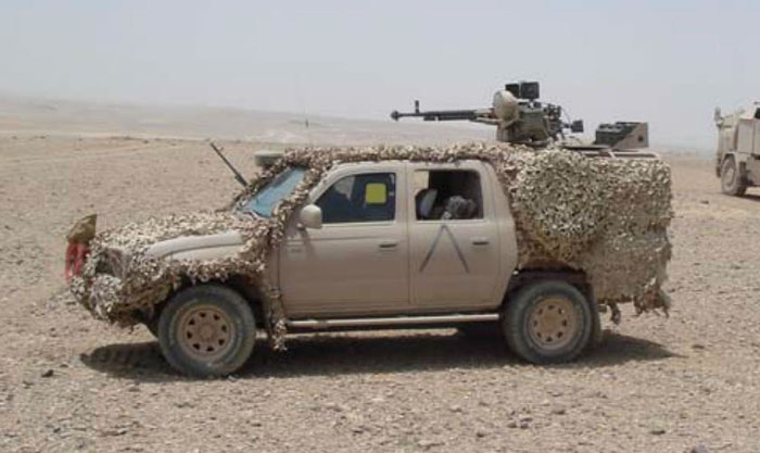 Ussocom Places Orders For Custom Toyota Hiluxes Land