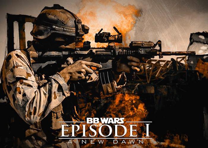 Airsoft GI BB Wars Campaign Trailer
