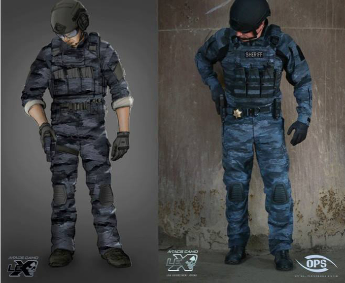 new camo announced the atacs lex popular airsoft