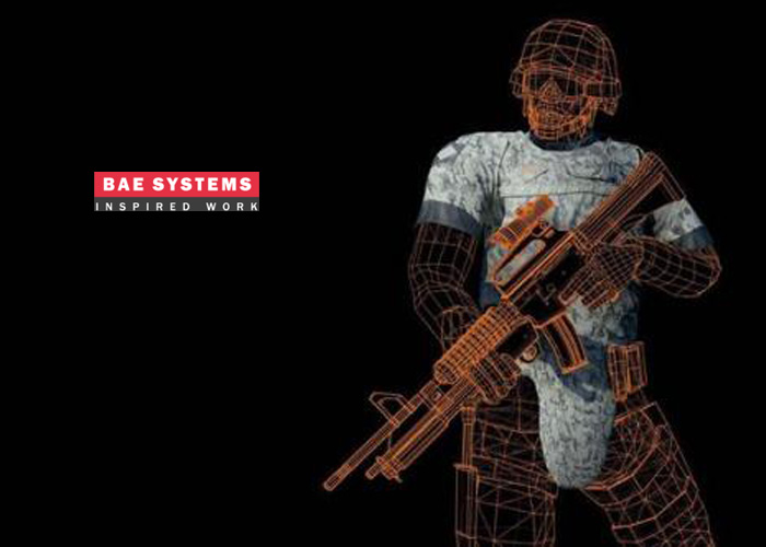 BAE Systems Liquid Armour