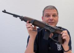 King Arms M1A1 Carbine Paratrooper Review