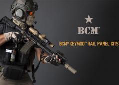 BCM KeyMod Rail Panel Kit