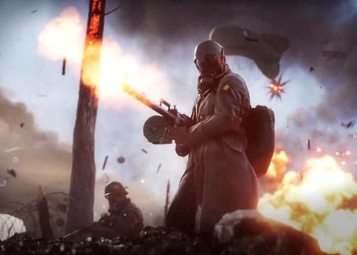 Battlefield 1 Gas Mask