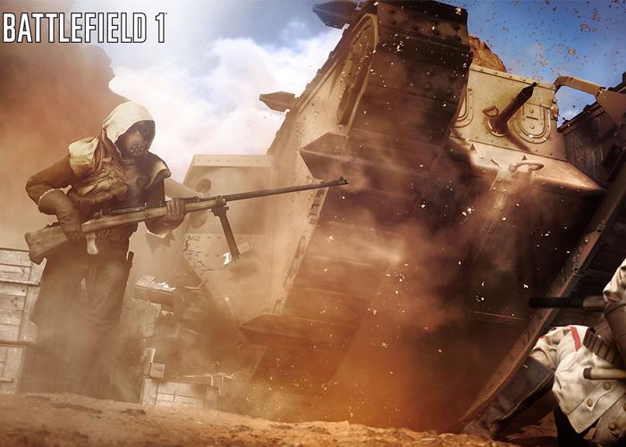 Battlefield 1 Reveal Trailer