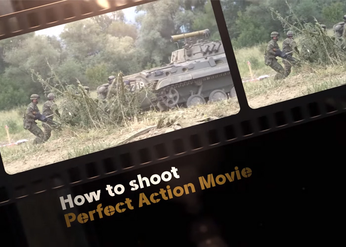 BirnyX How to Shoot a Perfect Action Film with Airsoft