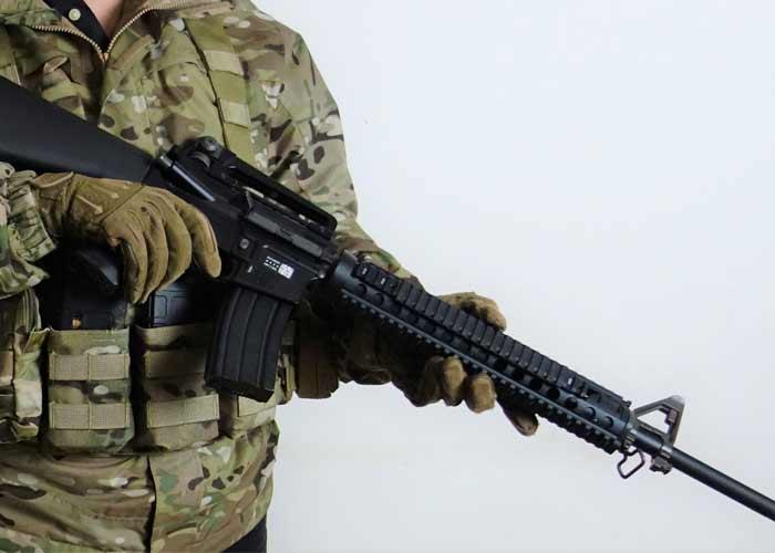 BOLT M16A4 BRSS Heavy Recoil AEG Review
