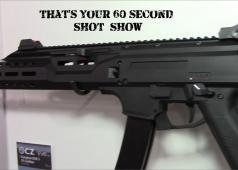 Booligan At SHOT Show 2017: ASG