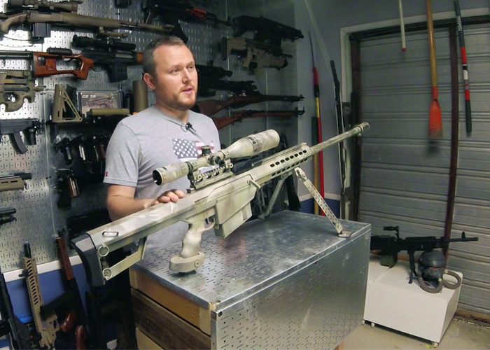 how to build a airsoft rifle