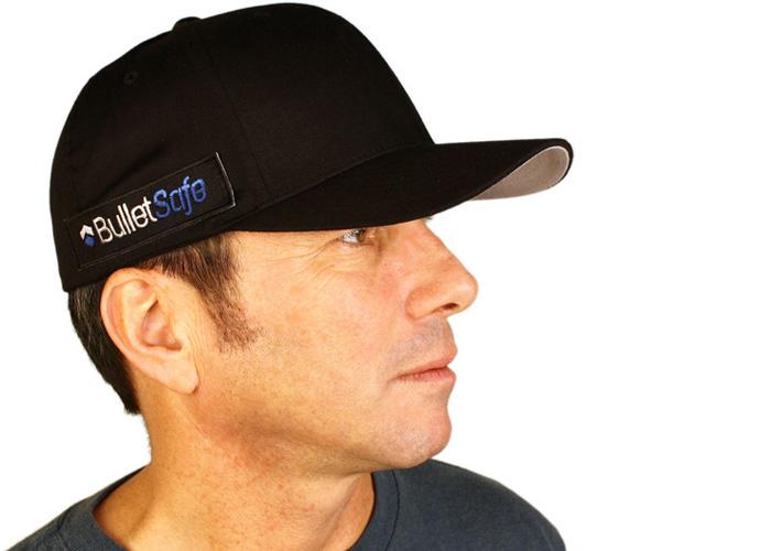 The BulletSafe Bulletproof Baseball Cap
