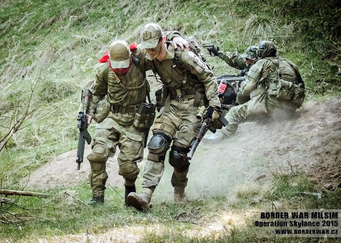 Border War 7 - The Skylance