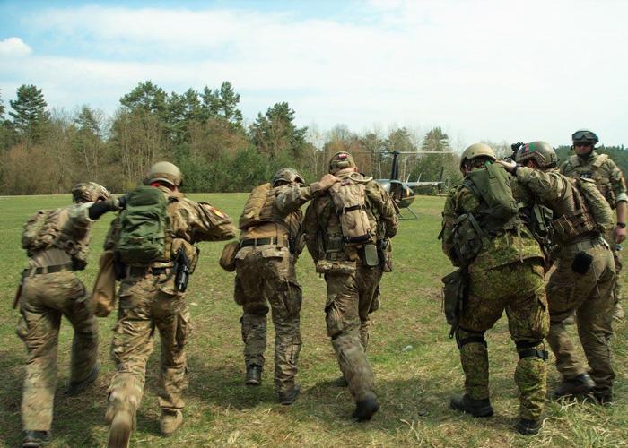 Border War 7 The Skylance
