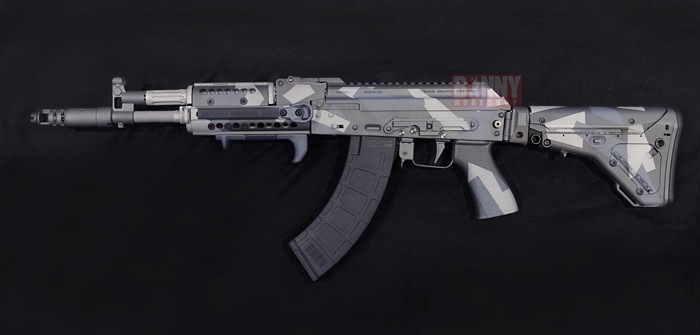Bunny Custom GHK AK105 GBB Rifle |