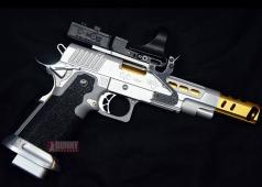 Bunny Custom: DVC Open Race Gun