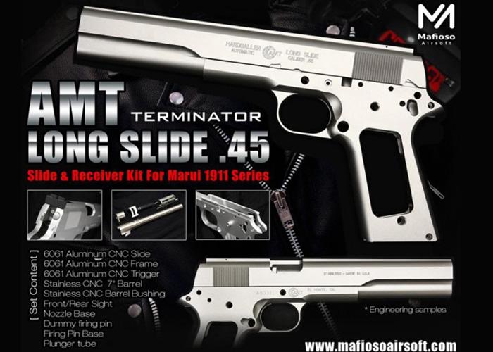Mafioso Airsoft Amt Hardballer Kit Popular Airsoft