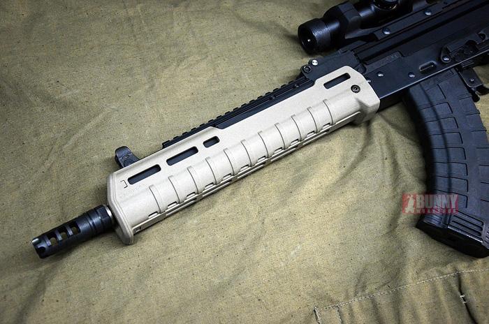 Custom Magpul ZHUKOV Mid-Length AK GBB |