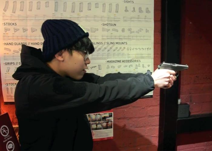 WE Makarov PMM GBB Pistol Review  