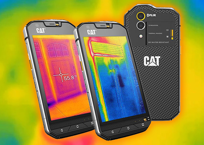 CAT FLIR S60 Smartphone