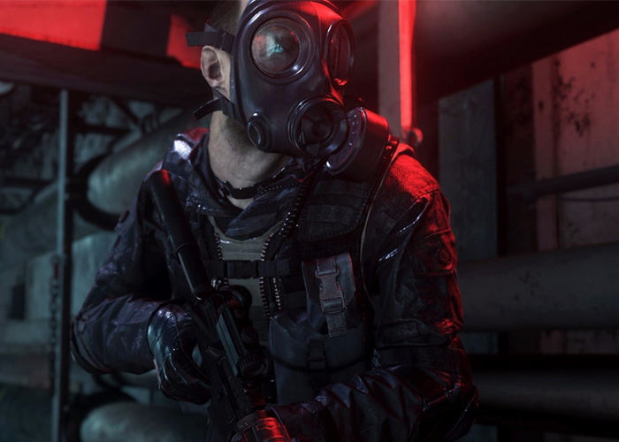 """Call of Duty: Modern Warfare Remastered """"Crew Expendable"""""""