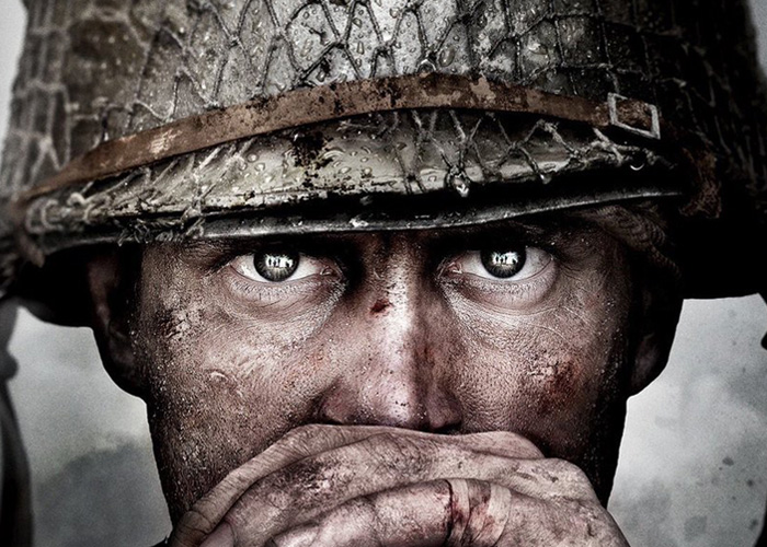 COD: WWII Reveal