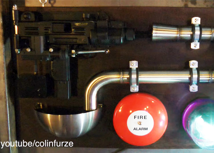 Colin Furze The Ultimate Door Bell