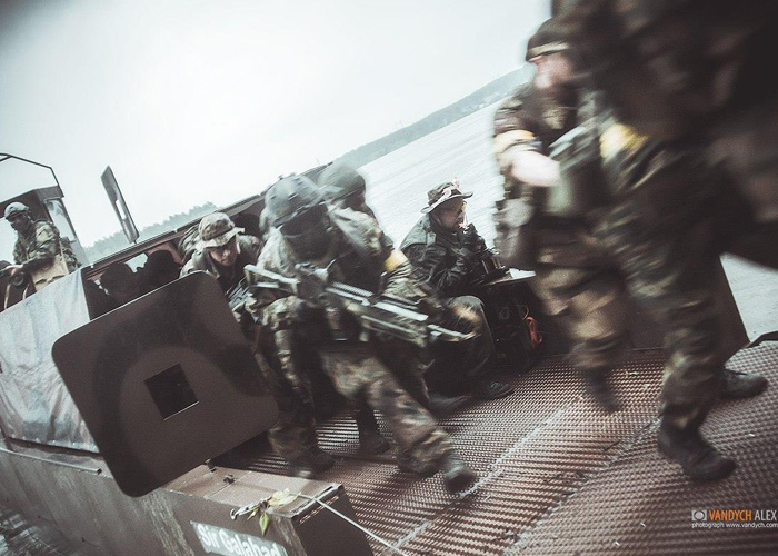 Combat For Falklands 2014