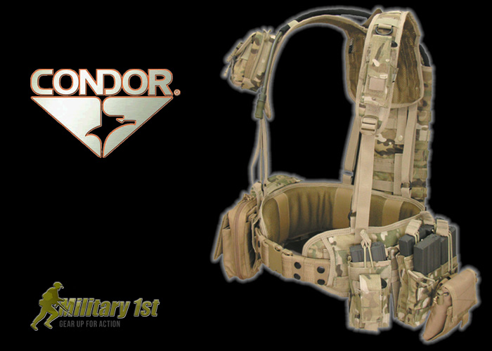 Condor H Harness Now At Military1st Popular Airsoft