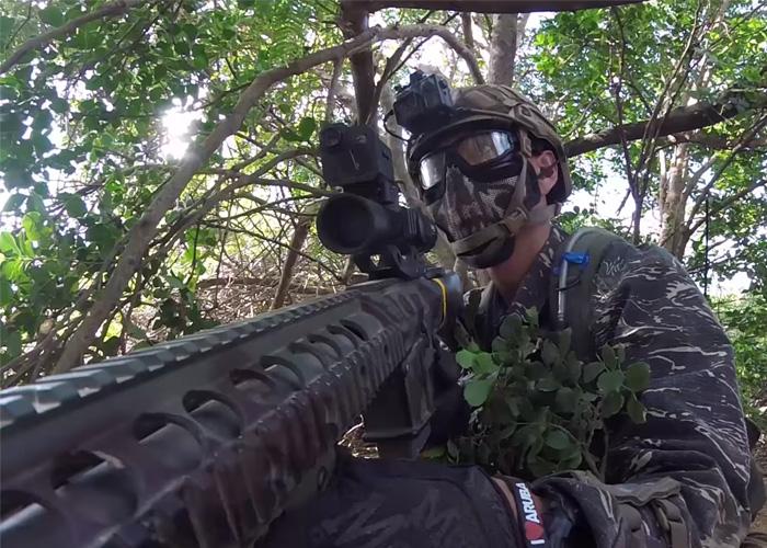 DesertFox In Aruba: Jungle Sniper