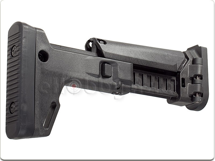 Angry Gun Acr Stock Adaptor For We Scar Popular Airsoft