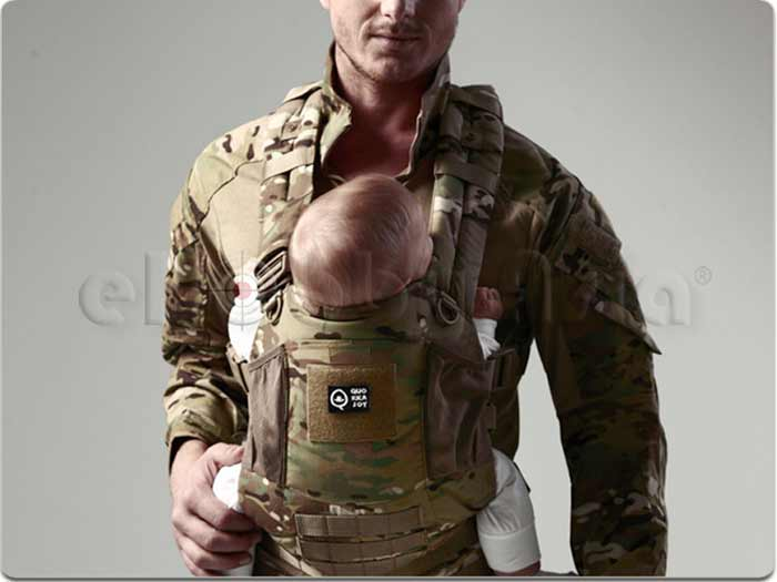 Quokkajoy Tactical Baby Carrier At Ehobby Asia Popular